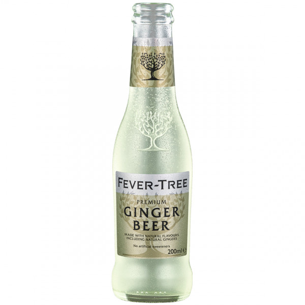 Fever-Tree - Ginger Beer (0.2 ℓ)