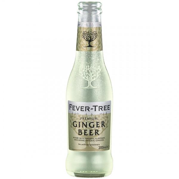 Fever-Tree - Ginger Beer (0.5 ℓ)