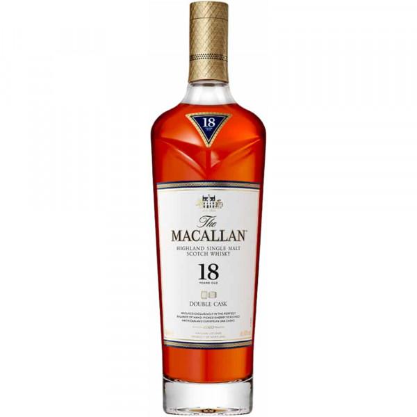 Macallan, 18 Y - Double Cask (0.7 ℓ)