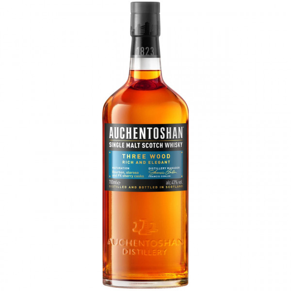 Auchentoshan - Three Wood (0.7 ℓ)