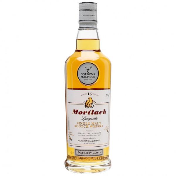 Mortlach, 15 Y - G&M (0.7 ℓ)