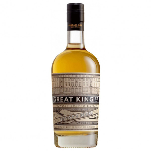 Compass Box - Great King Street Artist's Blend (0.5 ℓ)