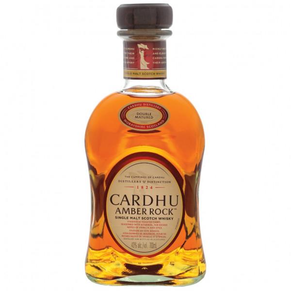 Cardhu - Amber Rock (0.7 ℓ)