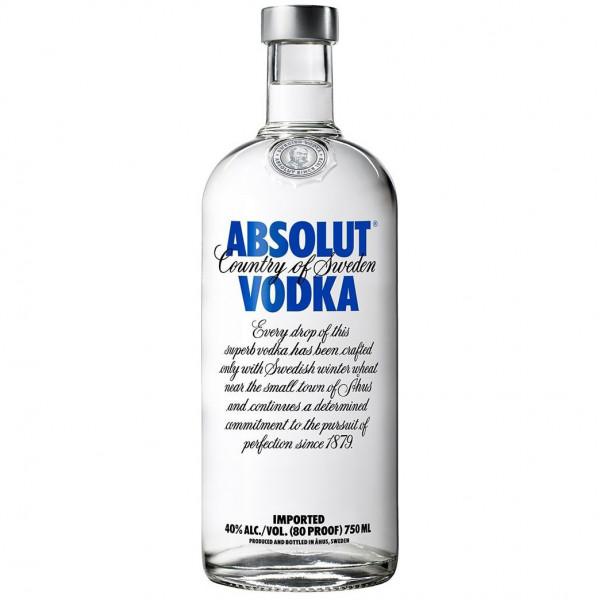 Absolut Vodka (0.7 ℓ)