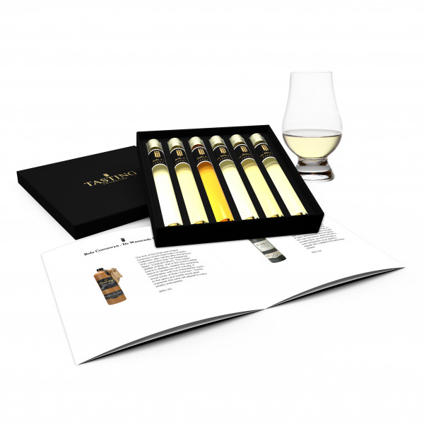 Genever Tasting 6 Tubes in Gift Box