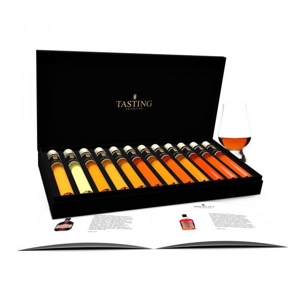Rum Tasting 12 Tubes in gift box