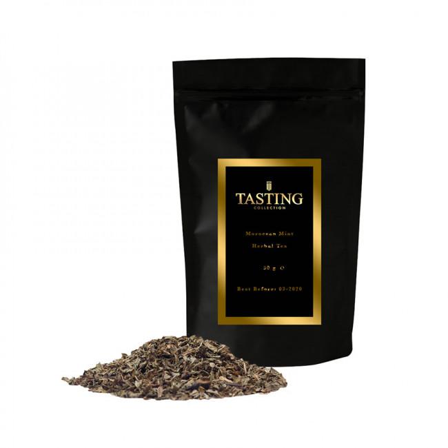 how to prepare moroccan tea