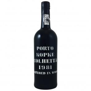 Kopke - Colheita 1981 (0.75 ℓ)