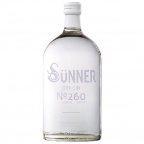 Sünner Dry Gin No. 260 (0.7 ℓ)