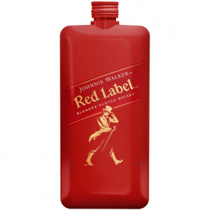 Johnnie Walker - Red Label, Pocket Scotch (0.2 ℓ)