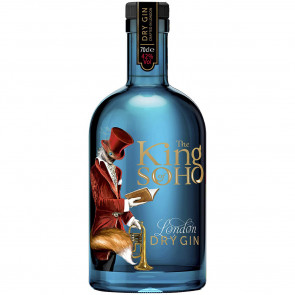 King of Soho - London Dry Gin (0.7 ℓ)