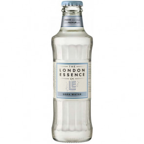 London Essence - Soda Water (0.2 ℓ)