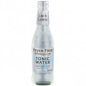 Fever-Tree - Indian Tonic Light (0.2 ℓ)