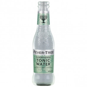 Fever-Tree - Elderflower Tonic (0.2 ℓ)