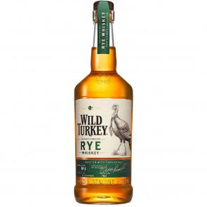 Wild Turkey - Kentucky Straight Rye Whiskey (0.7 ℓ)