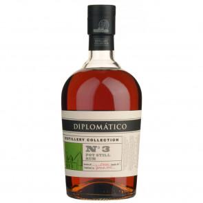 Diplomático - Distillery Collection No 3 Pot Still (0.7 ℓ)