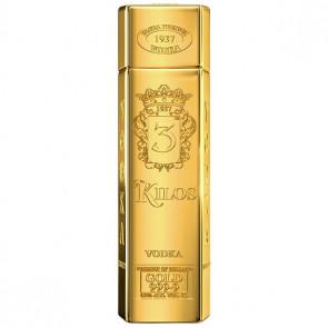 3 Kilos Vodka (1 ℓ)
