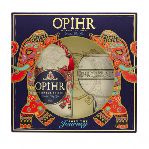 Opihr Gin Gift Pack Glass (0.7 ℓ)