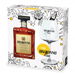 Disaronno - Fizz Giftpack (0.7 ℓ)