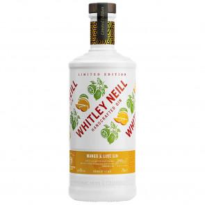Whitley Neill - Mango & Lime Gin (0.7 ℓ)