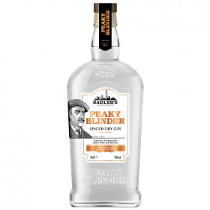 Peaky Blinder - Spiced Dry Gin (0.7 ℓ)