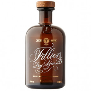Filliers - Dry Gin 28 (0.5 ℓ)