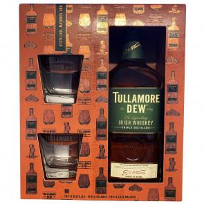 Tullamore Dew - Giftpack 2 Glasses (0.7 ℓ)