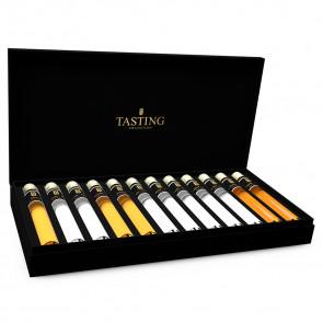 Grappa Tasting 12 Tubes in gift box