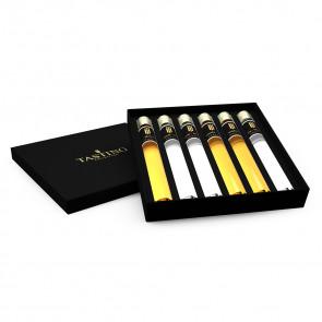Grappa Tasting 6 Tubes in gift box