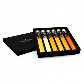 Rum Tasting 6 Tubes in gift box
