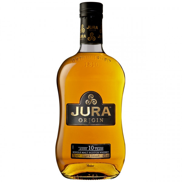 Isle of Jura, 10 Y - Origin