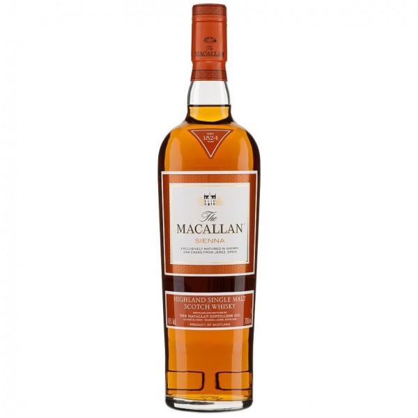 Macallan - Sienna