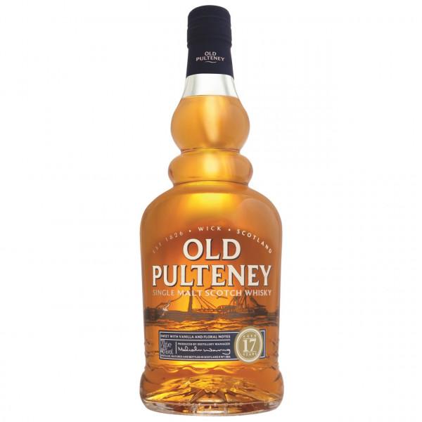 Old Pulteney, 17 Y