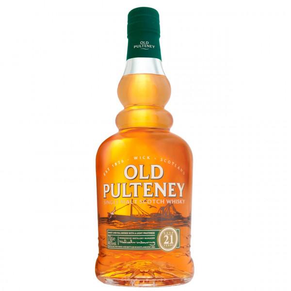 Old Pulteney, 21 Y