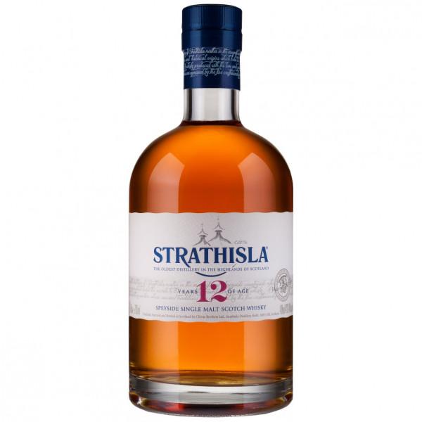 Strathisla, 12 Y