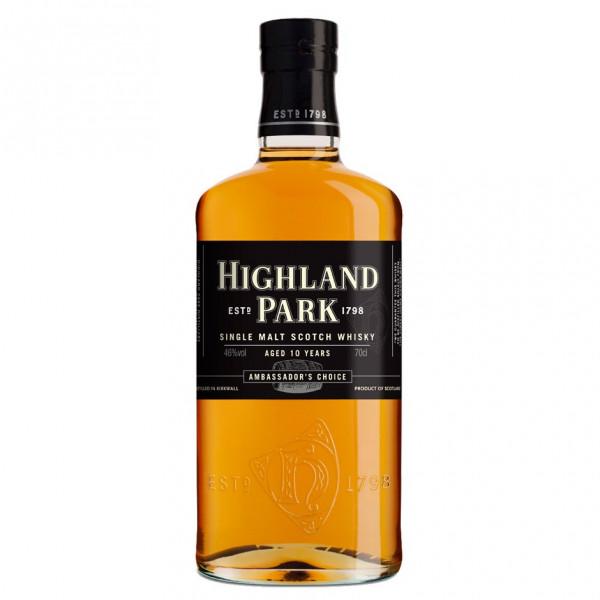 Highland Park - Ambassador's Choice, 10 Y