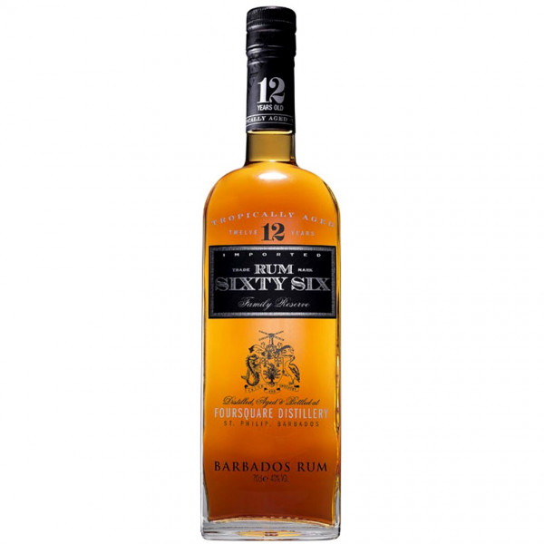 Foursquare - Sixty Six Family Reserve, 12 Y