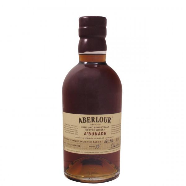 Aberlour - A'Bunadh, Batch #55
