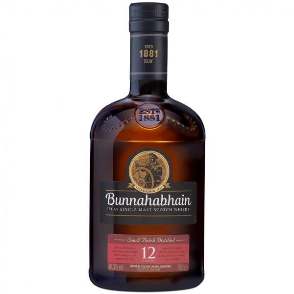 Bunnahabhain, 12Y