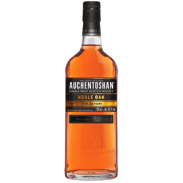 Auchentoshan, 24 Y - Noble Oak
