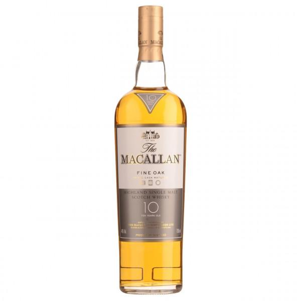 The Macallan, 10Y - Fine Oak