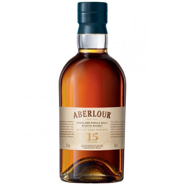 Aberlour, 15 Y - Select Cask Reserve