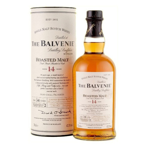 Balvenie, 14 Y - Roasted Malt