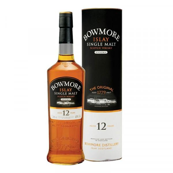 Bowmore, 12 Y - Enigma