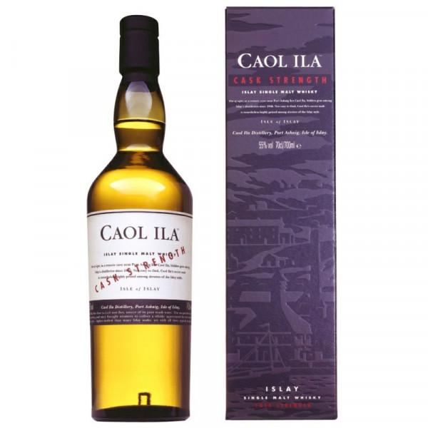 Caol Ila - Cask strength