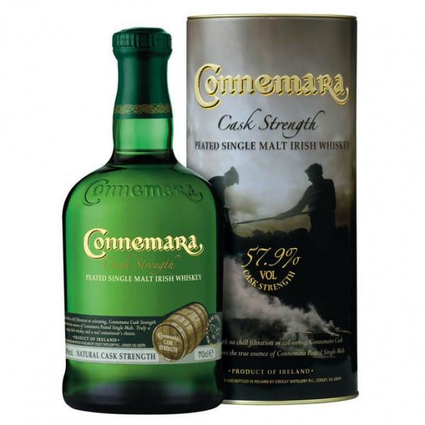 Connemara - Peated Cask Strength