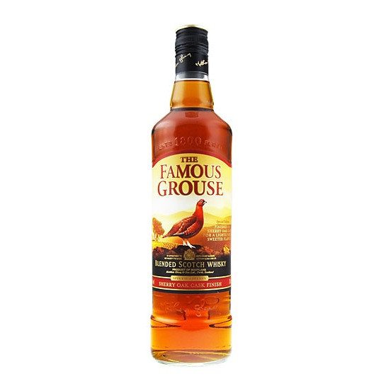 The Famous Grouse - Sherry Cask Finish