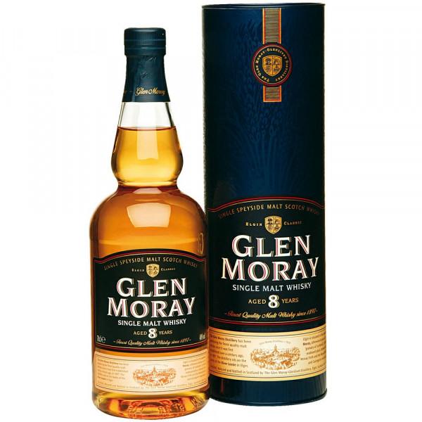 Glen Moray, 8 Y