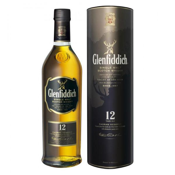 Glenfiddich, 12 Y - Caoran res.
