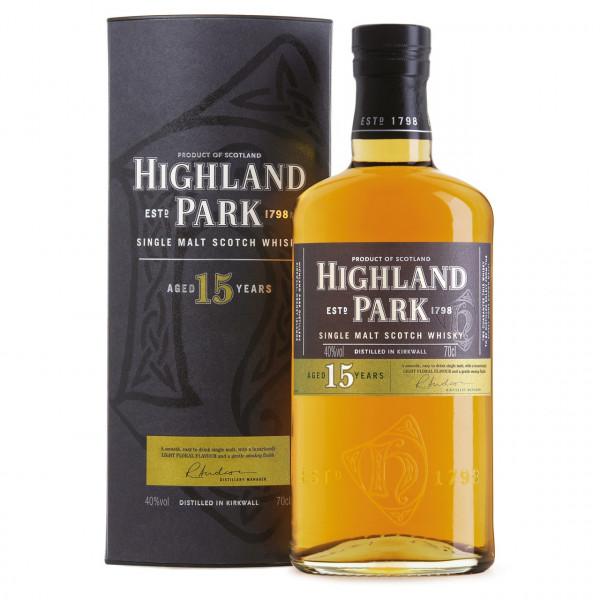 Highland Park, 15 Y